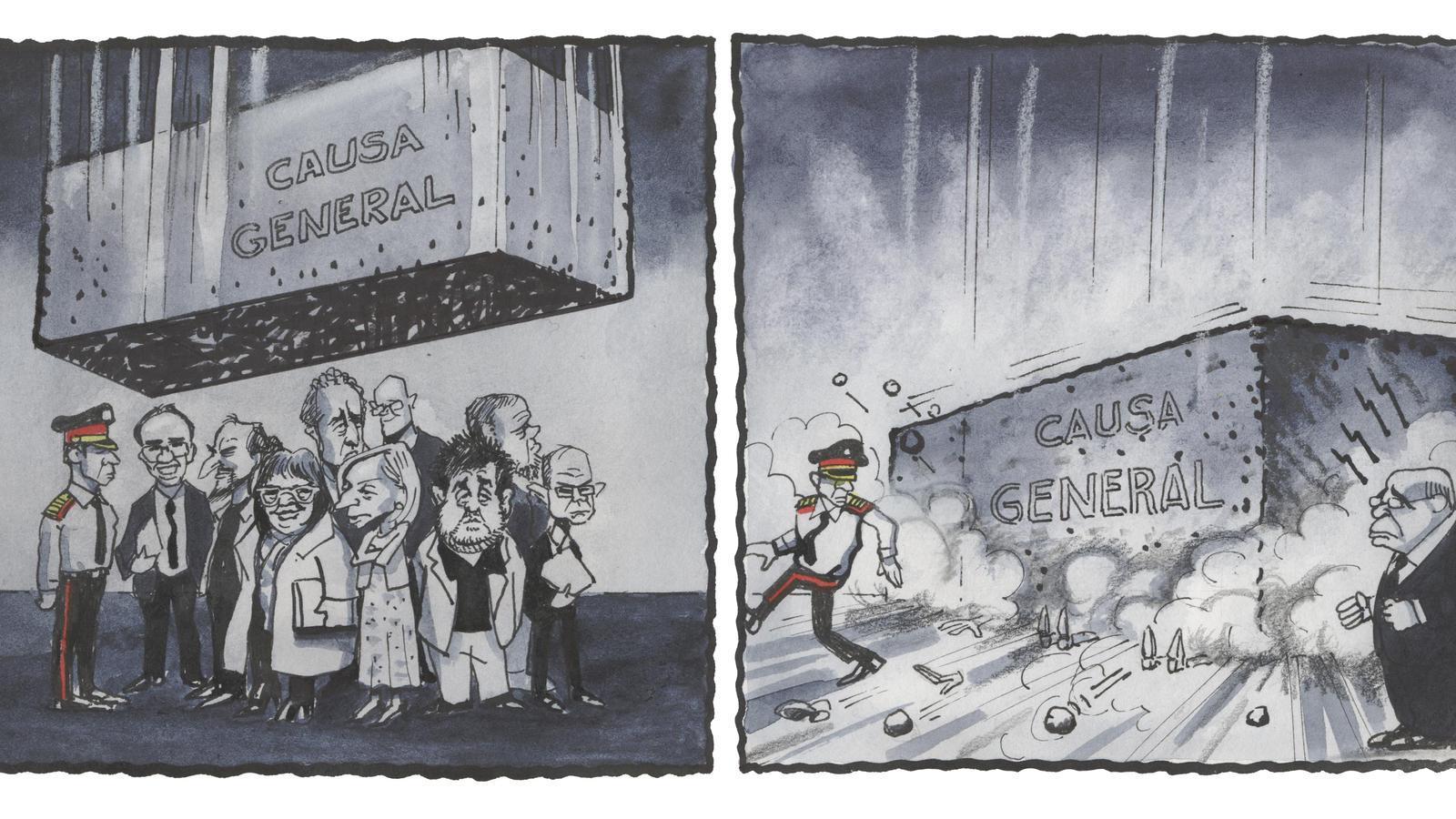 'A la contra', per Ferreres 22/10/2020