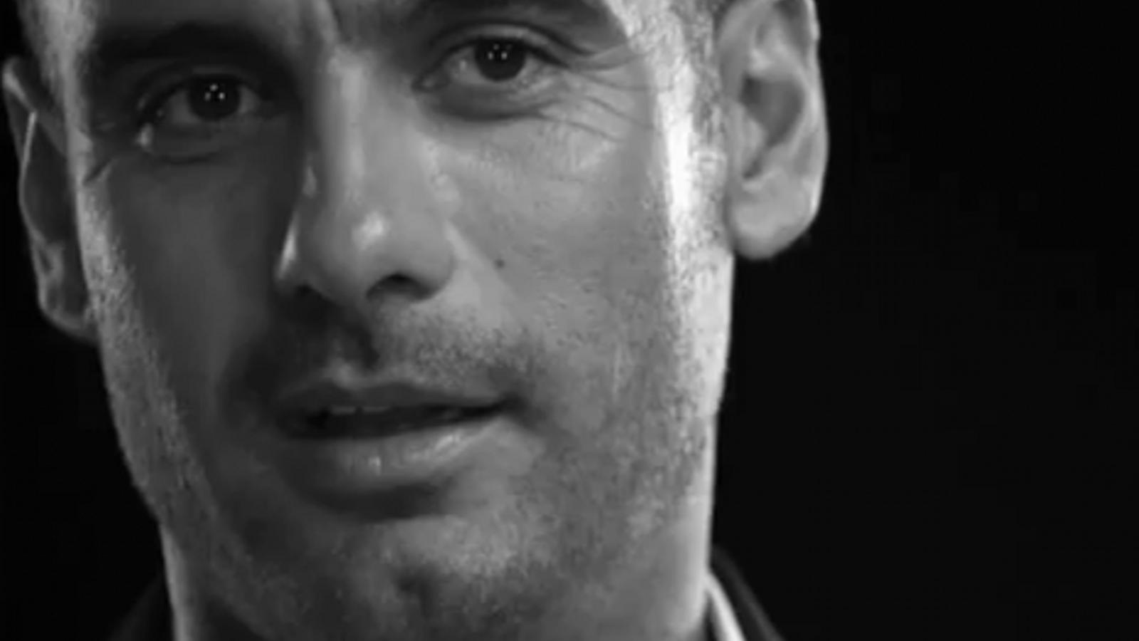 Guardiola, a Trueba: No hi ha dia que no pensi que l'endemà marxo