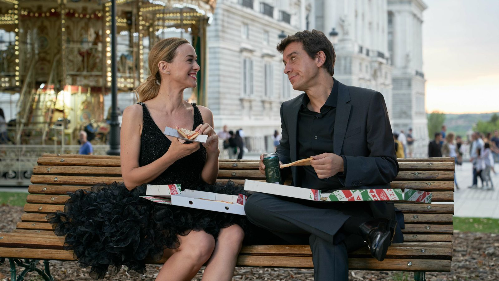 Marta Hazas i Javier Veiga són els protagonistes d'aquesta comèdia romàntica
