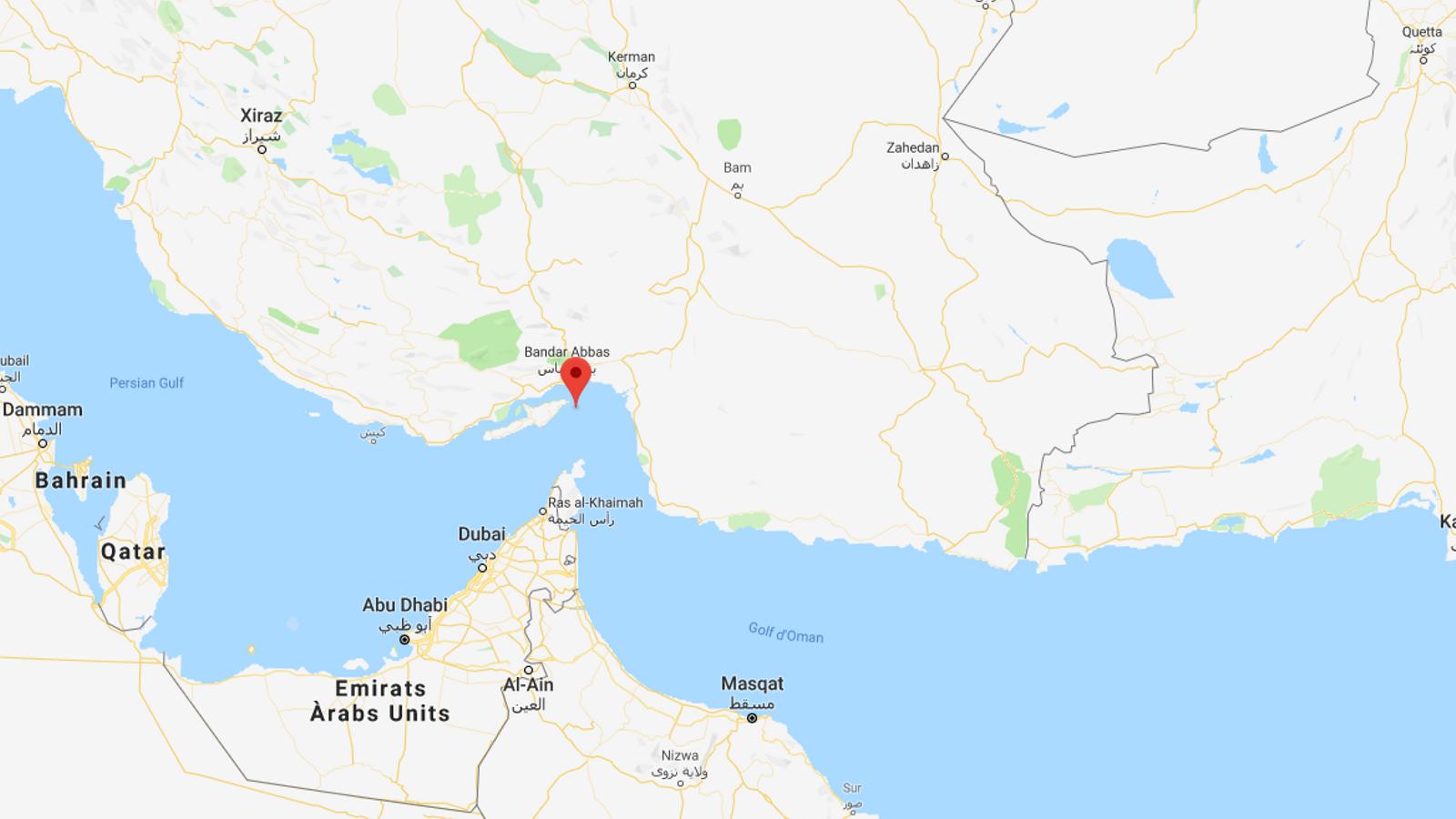 """L'Iran captura """"un petrolier estranger"""" acusat de contraban de carburant"""