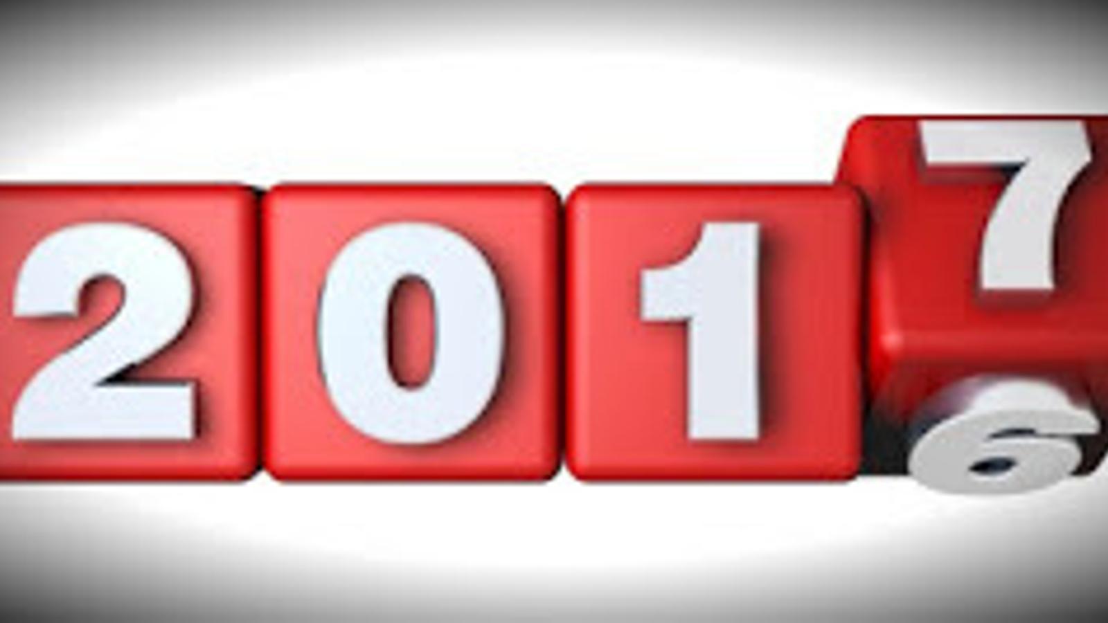 Tres secrets per començar amb bon peu l'Any 2017