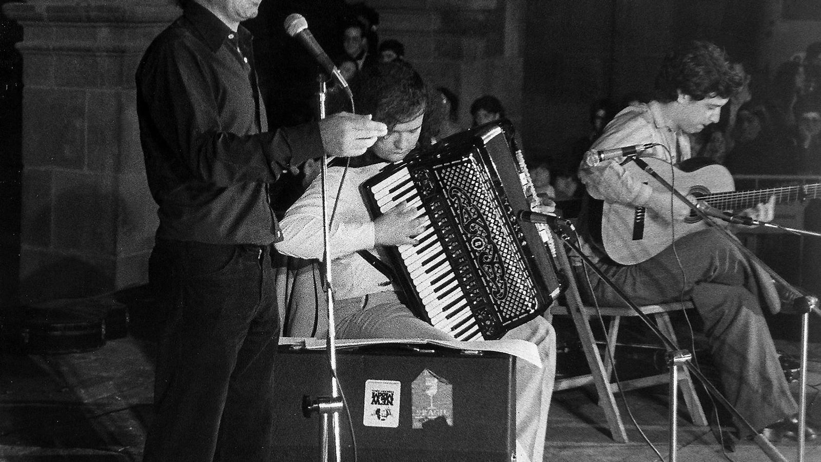 Ovidi Montllor, la fera ferotge de la cançó (1970)