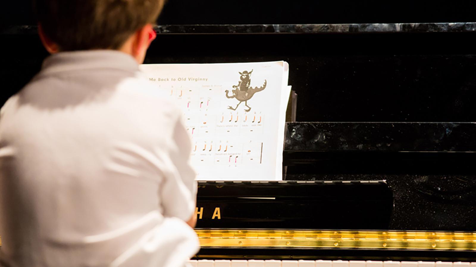 L'Escola de Música. / COMÚ D'ESCALDES-ENGORDANY