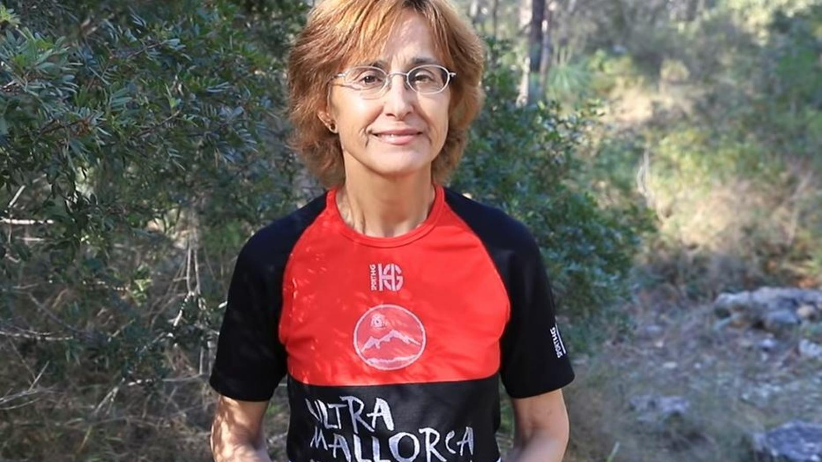 Una metgessa amb càncer recorrerà en cinc dies la serra de Tramuntana amb fins solidaris