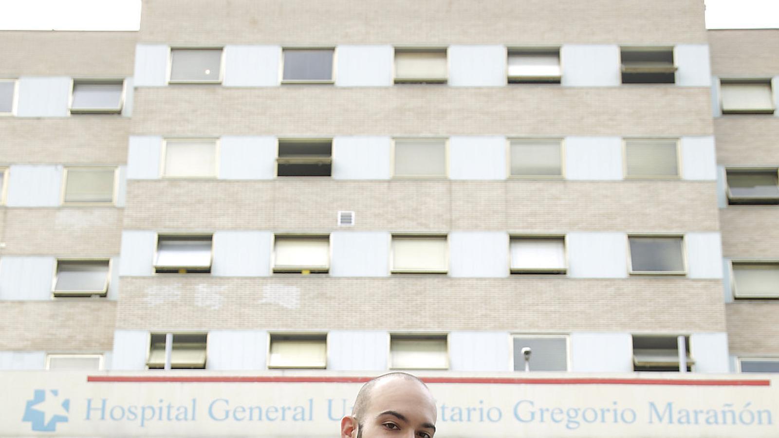 El José va trobar feina en vint minuts a l'Hospital Gregorio Marañón de Madrid, però assumeix que haurà de marxar.