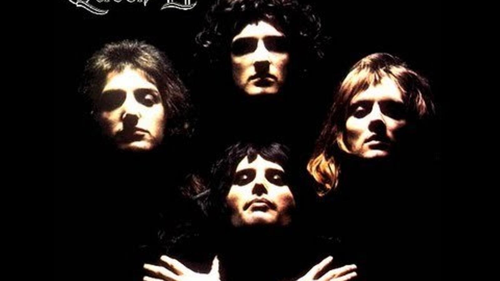 'Bohemian Rhapsody' de Queen, el tema més difós del segle XX