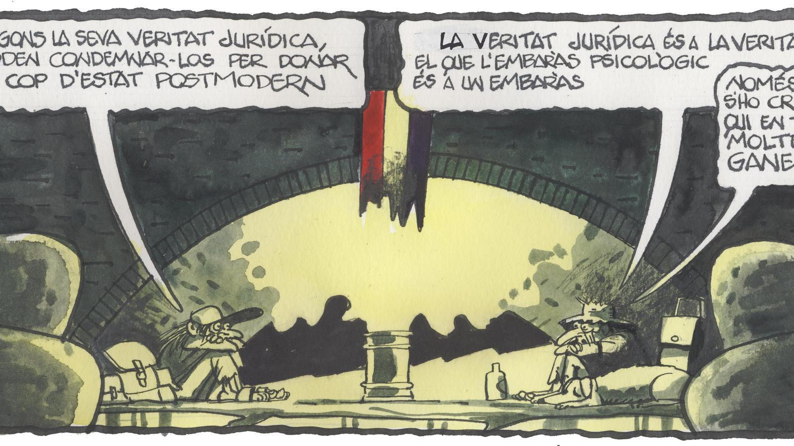 'A la contra', per Ferreres (16/09/2019)