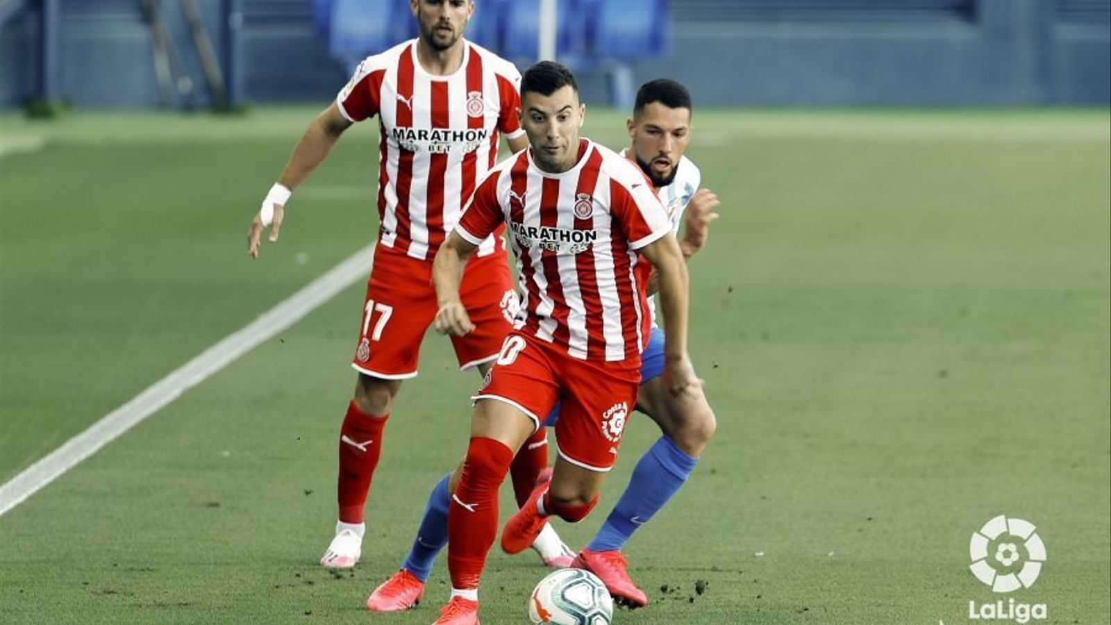 El Girona s'elimina injustificadament (2-0)