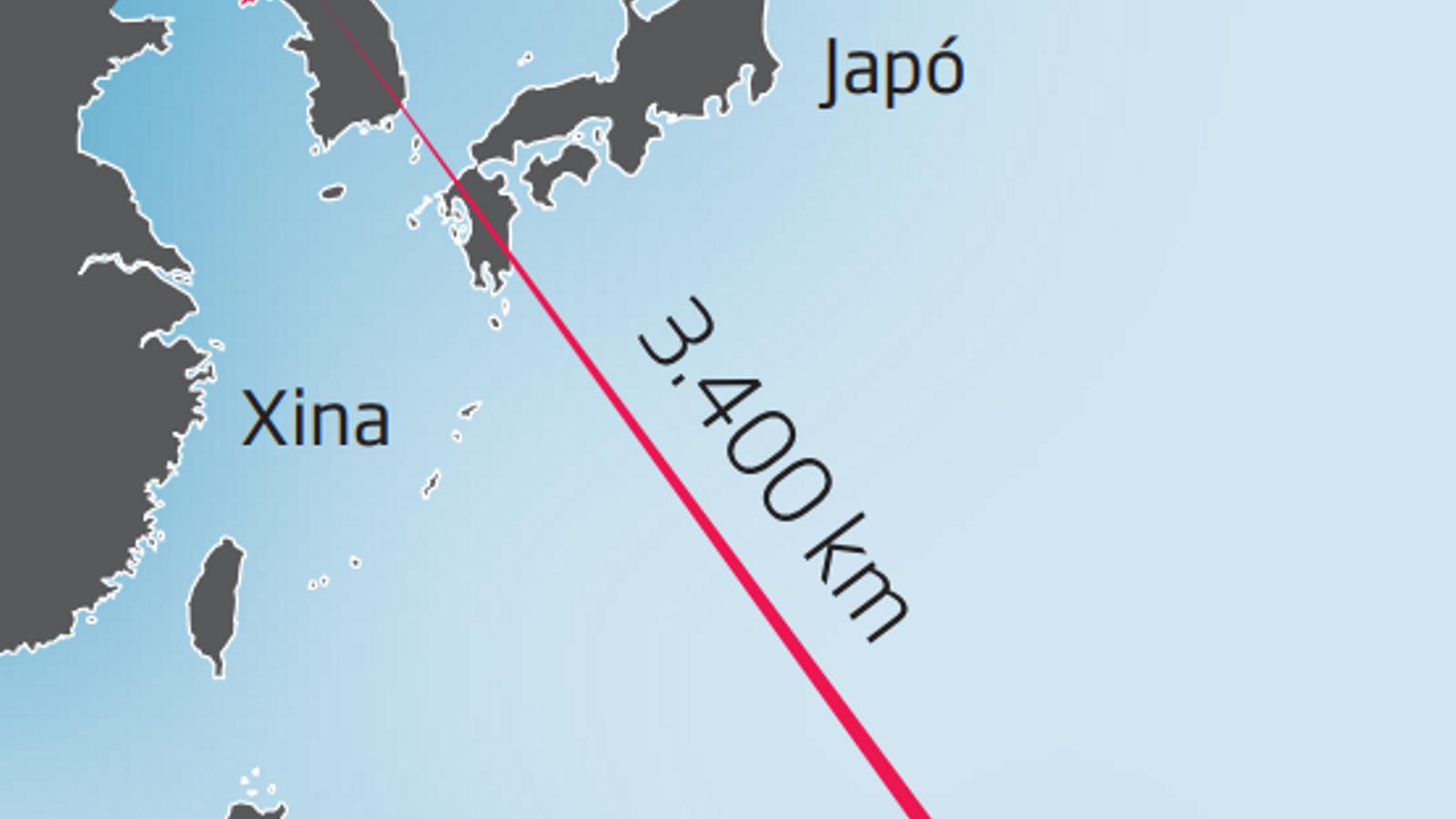 Guam, la petita diana americana cap a on apunta Kim Jong-un