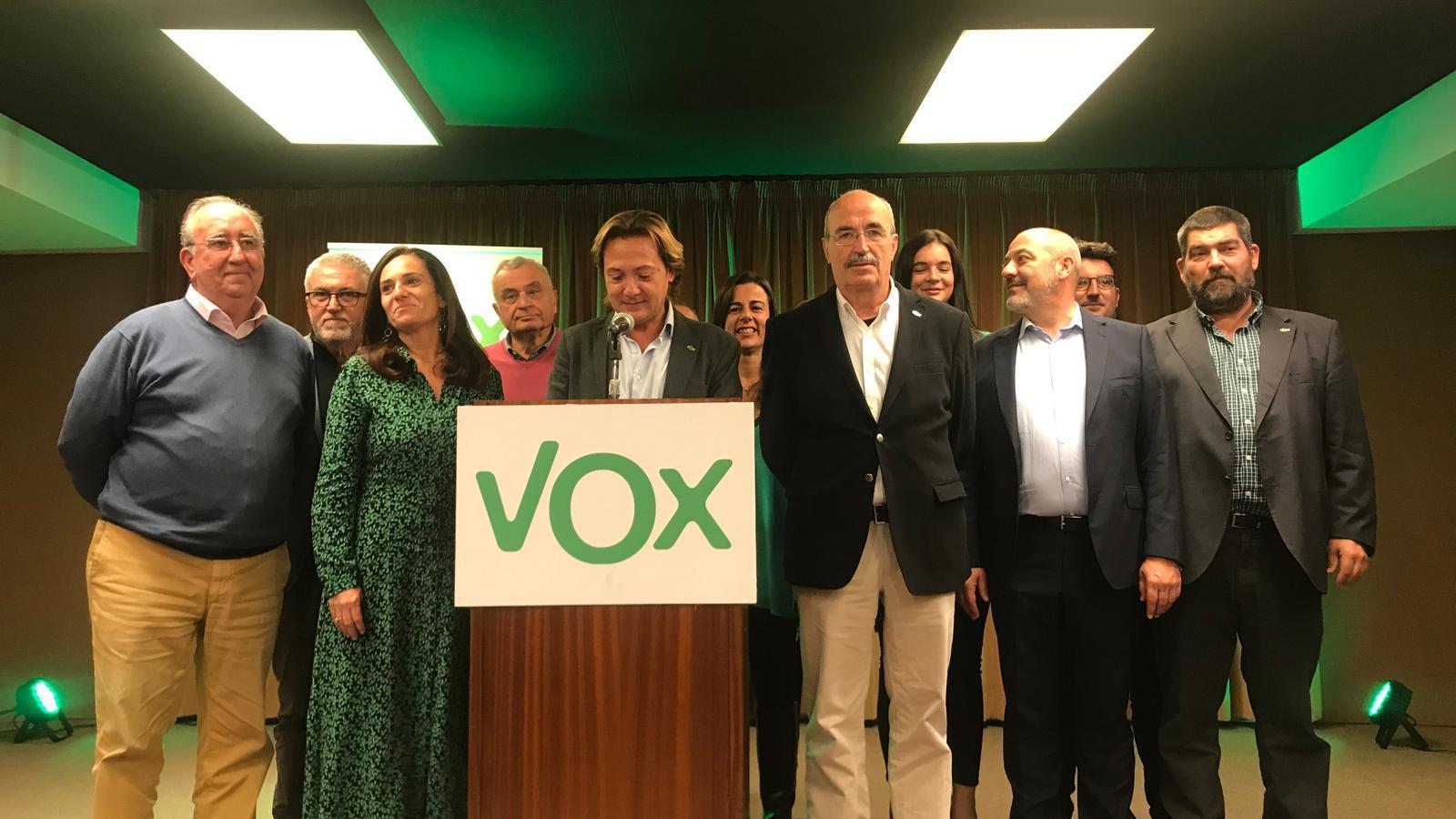 Voxarriba als dos diputats per Balears sense fer renou