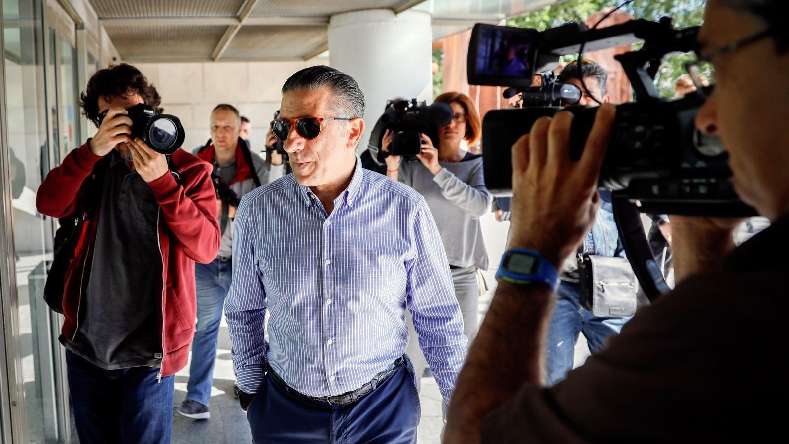 Aspar reconeix que va ser el govern valencià qui va negociar la F1 i que el 2008 ja se sabia que era deficitària