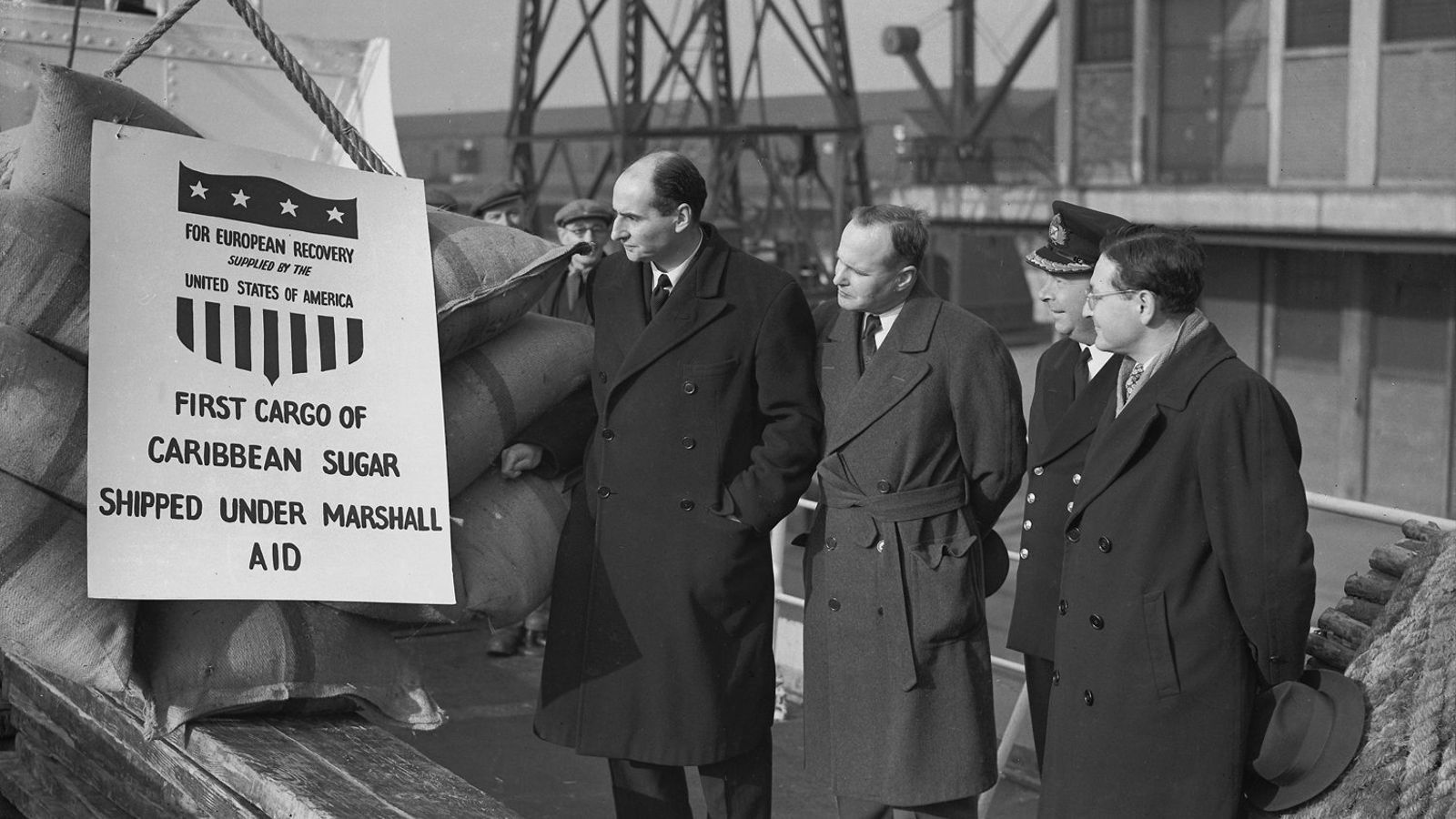El Pla Marshall: l'exemple de cooperació que era pur interès