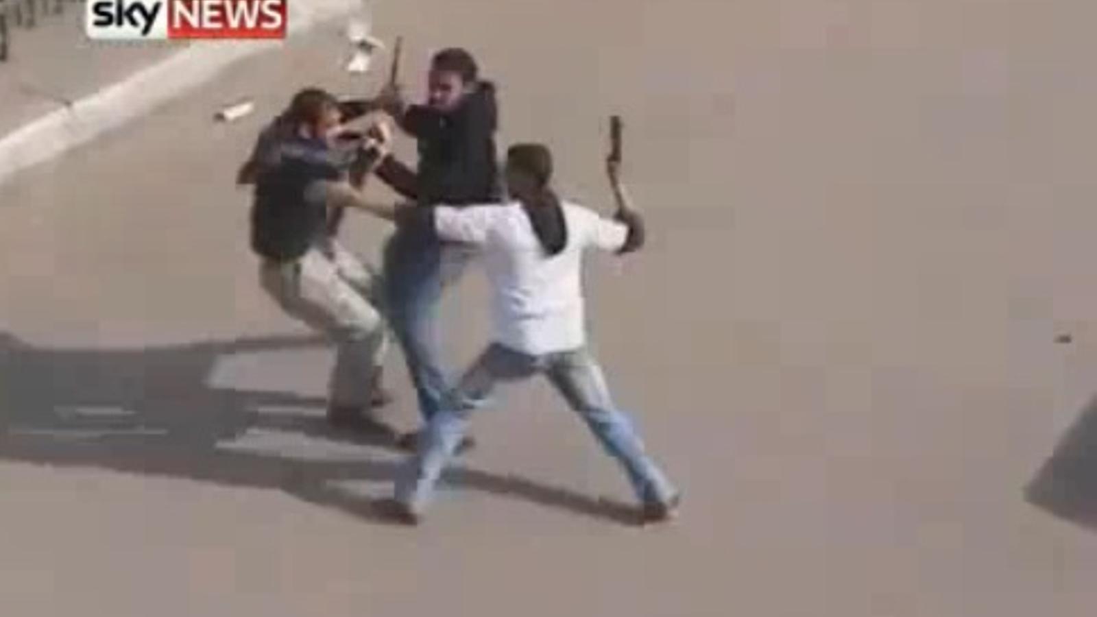 Recull d'imatges dels últims incidents a Egipte