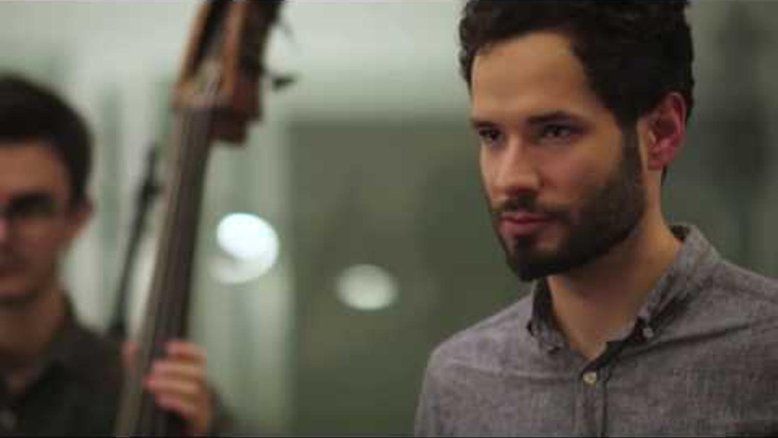 Vídeo de una de les cançons de Bruno Calvo Quartet