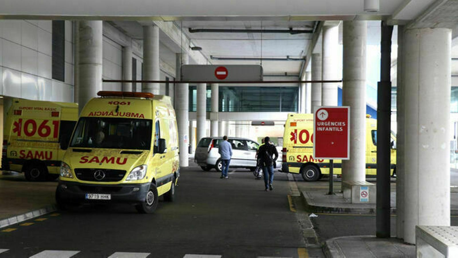 Les persones que han mort estaven ingressades a Son Espases, la clínica Palmaplanas i l'Hospital General