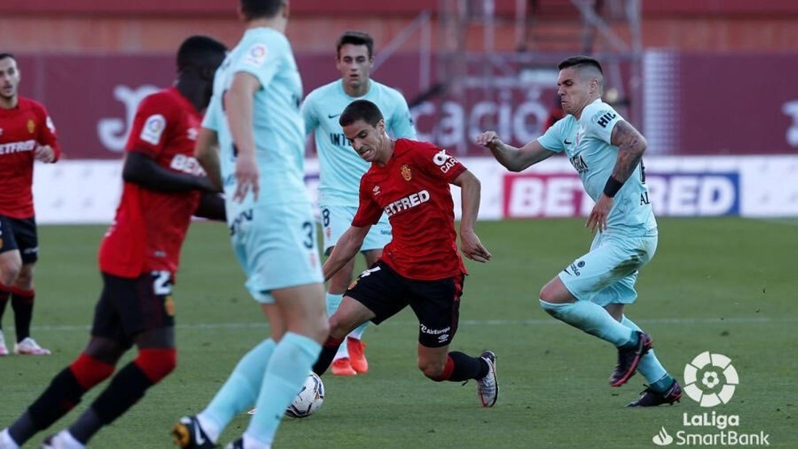El Mallorca ha sumat un nou partit sense perdre.