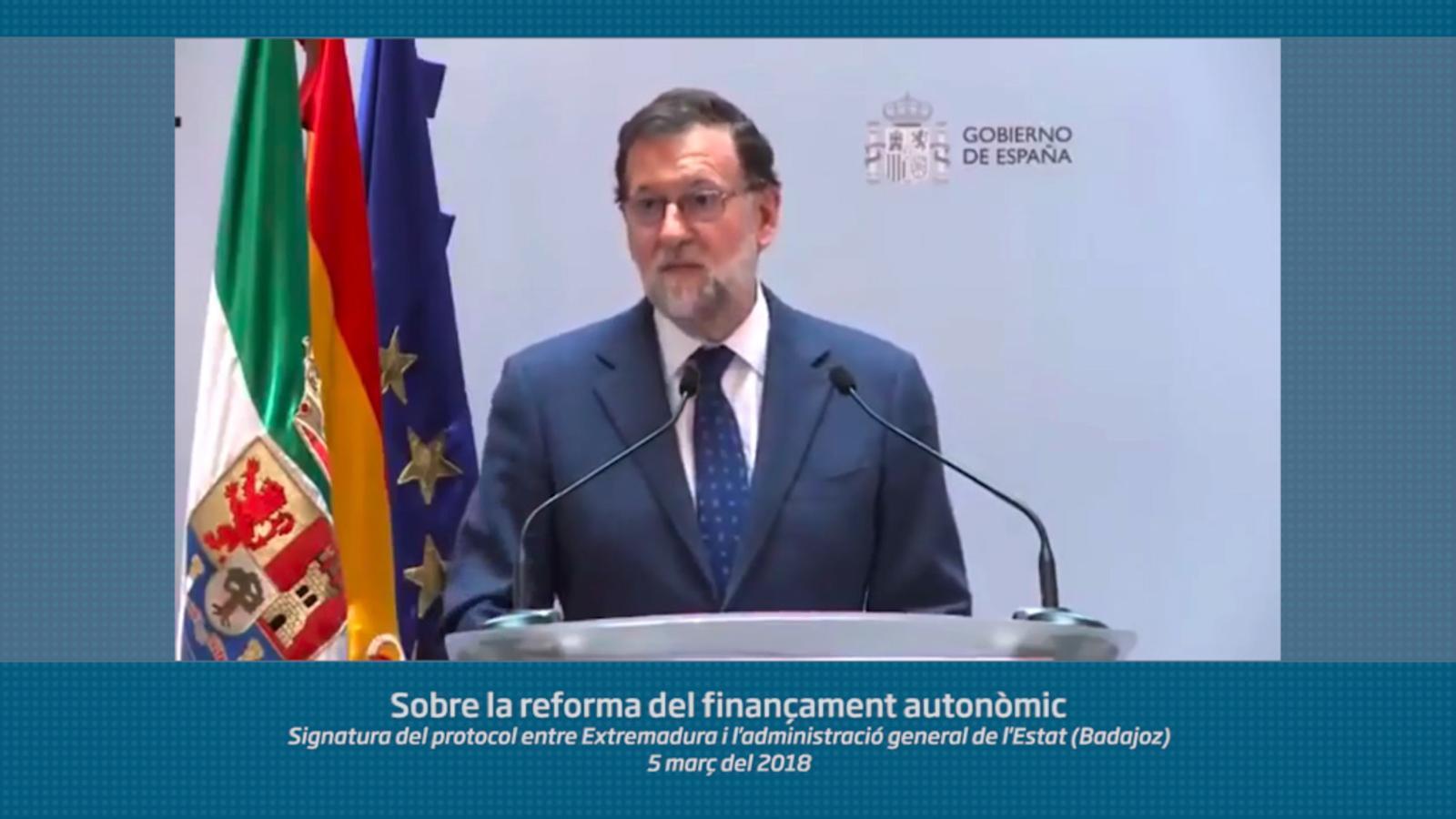 Els millors 'hits' de l'expresident Mariano Rajoy