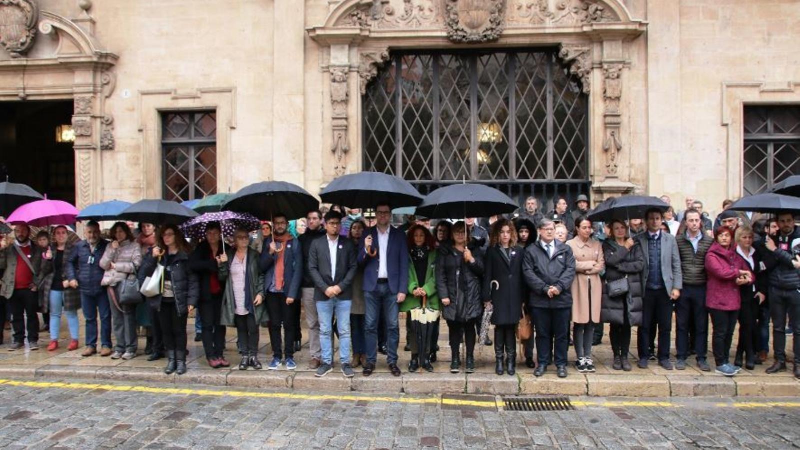 Mallorca es bolca amb el 25N i contra la violència masclista