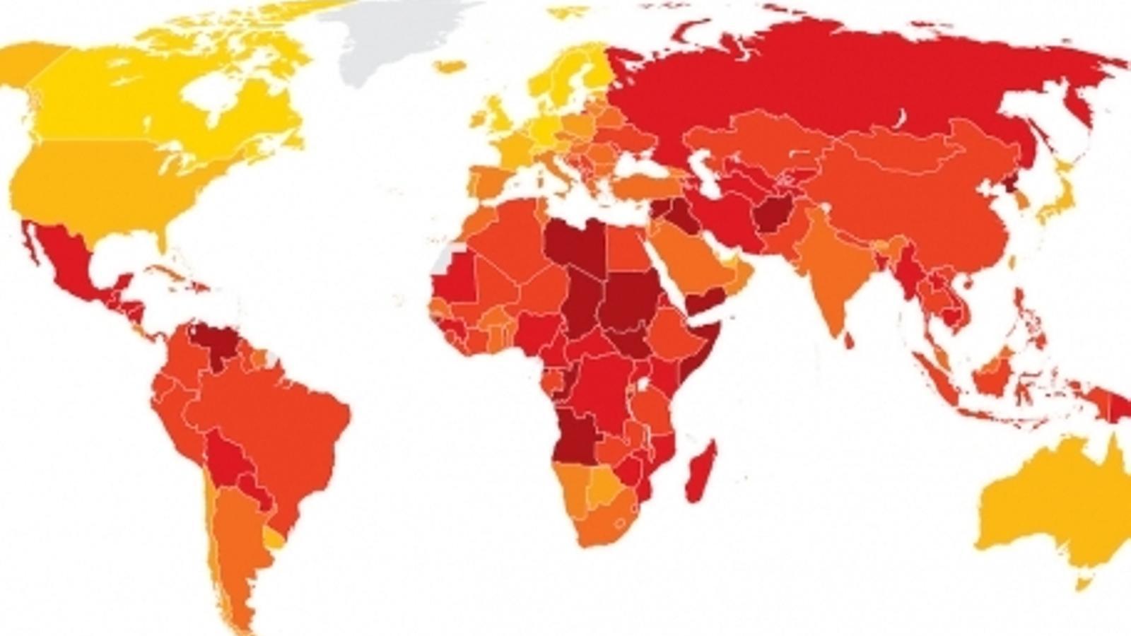Index de Trasparència Internacional