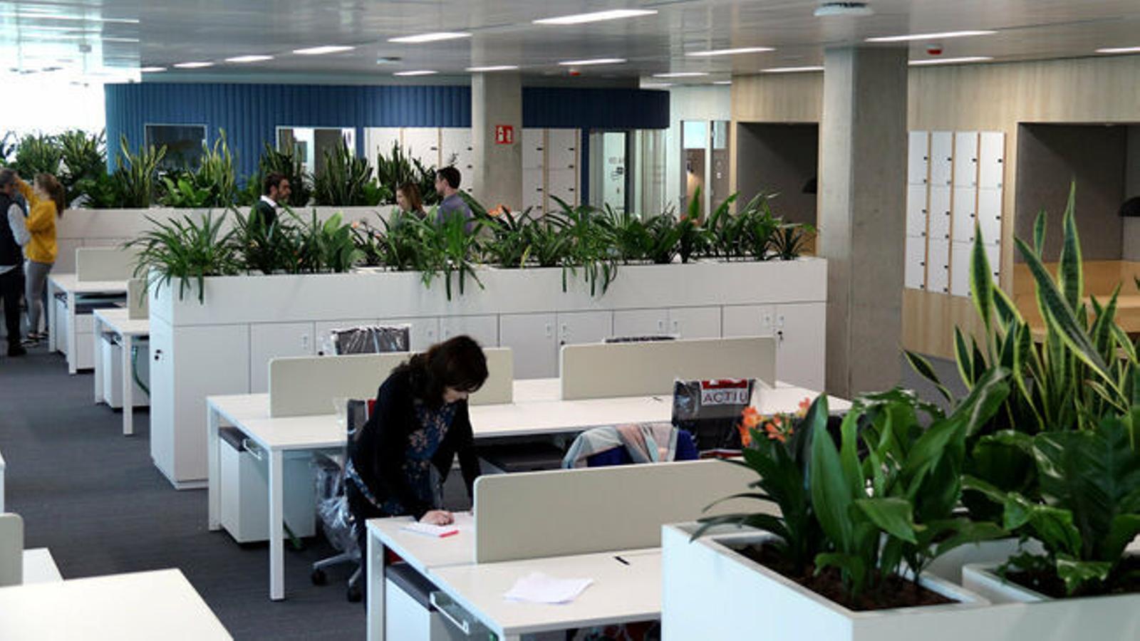 Només un de cada cinc  llocs directius de la Generalitat els ocupen dones