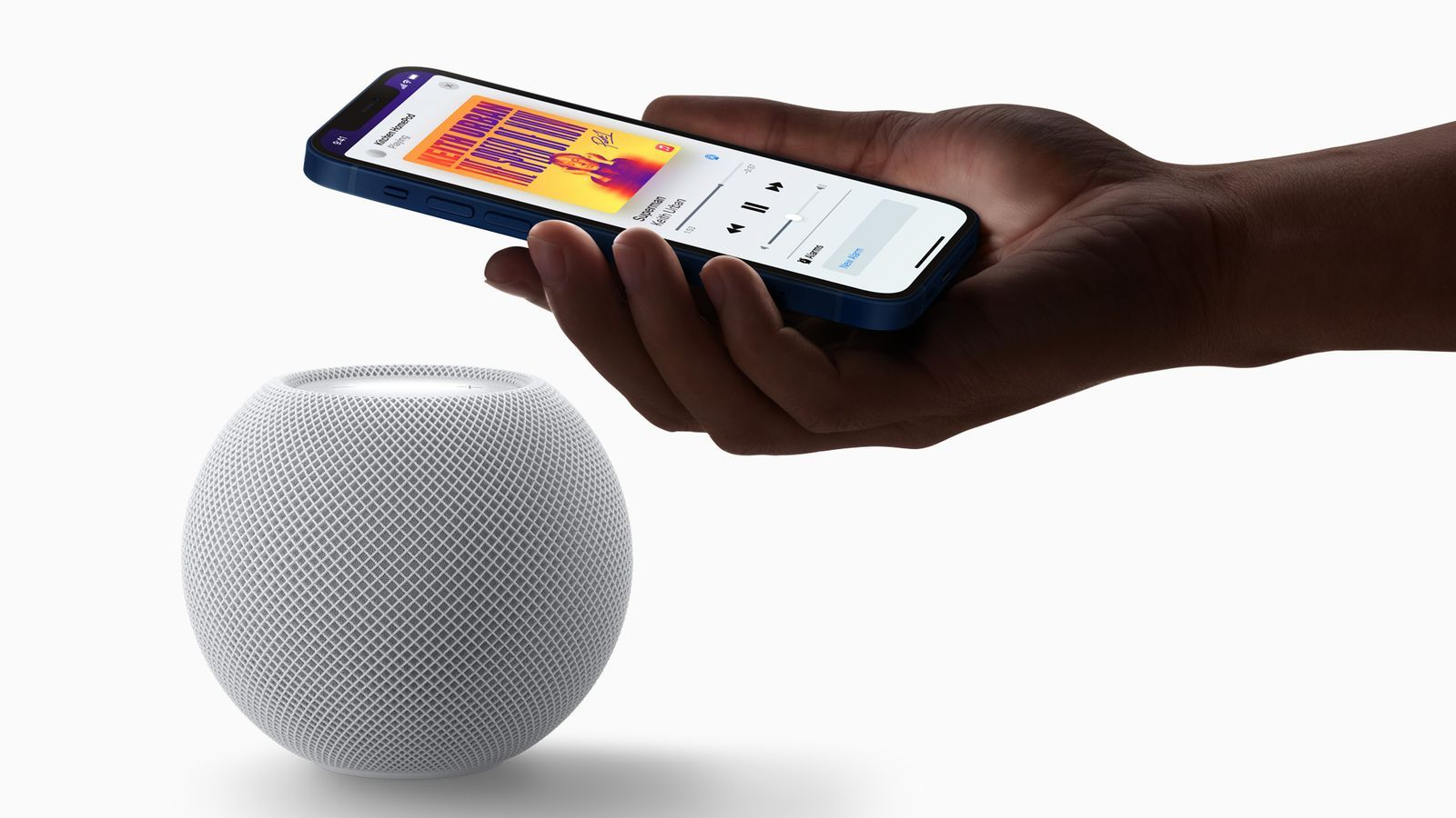 El Homepod d'Apple