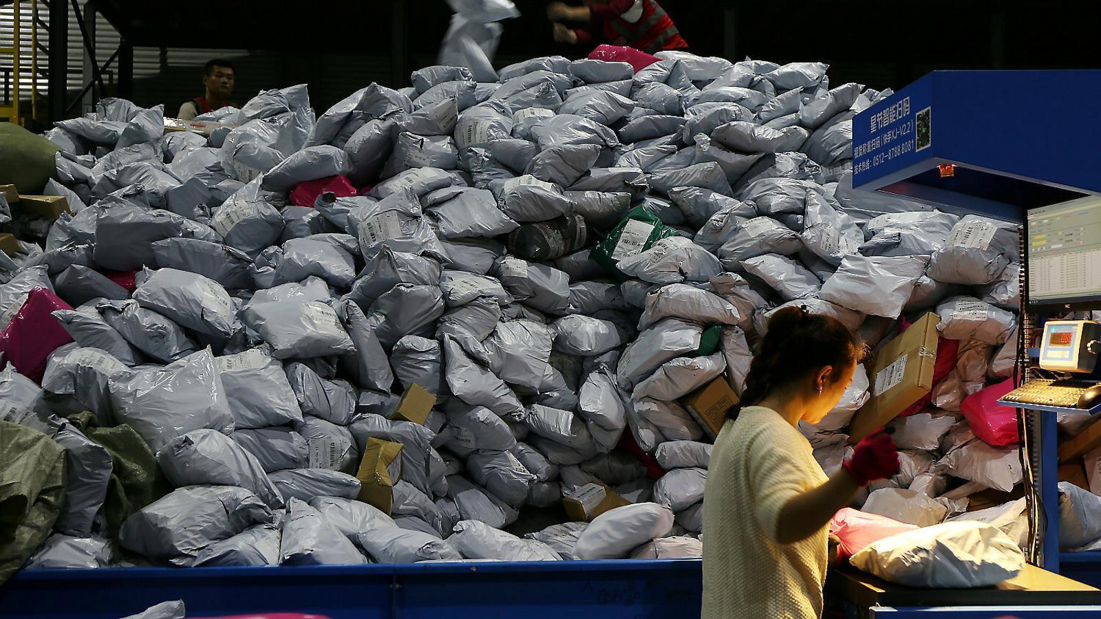 La Xina supera el Black Friday amb 35.000 M€ de vendes en un dia