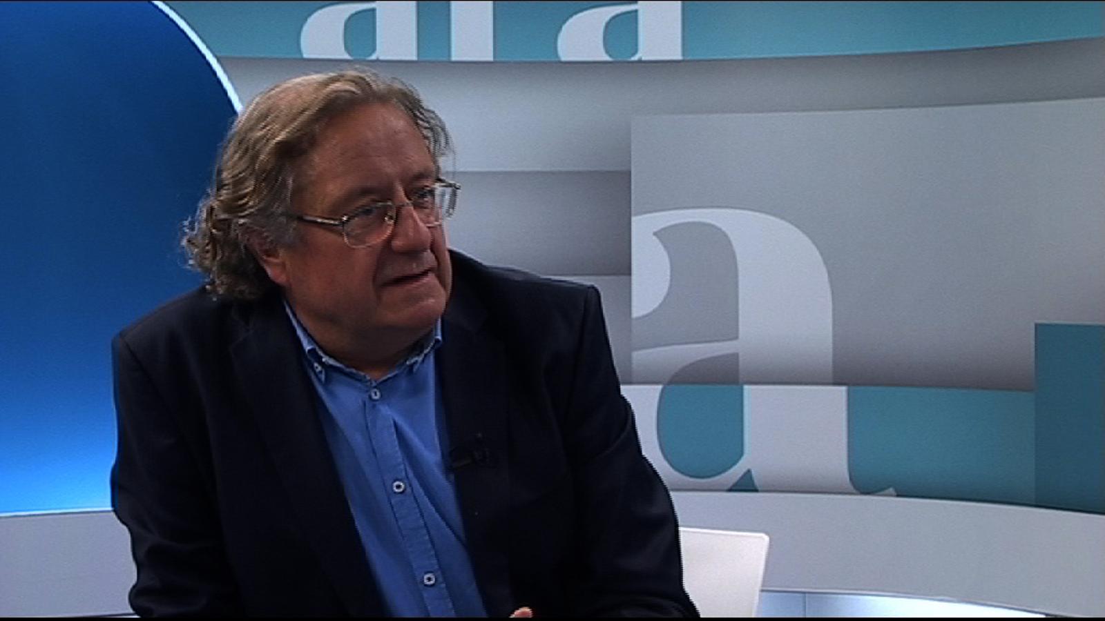 Josep Ramoneda: Si el treball no et permet viure com una persona decent, quin sentit té el sistema?