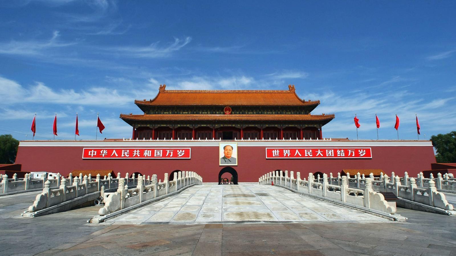 Pequín recupera  els cels blaus i nets