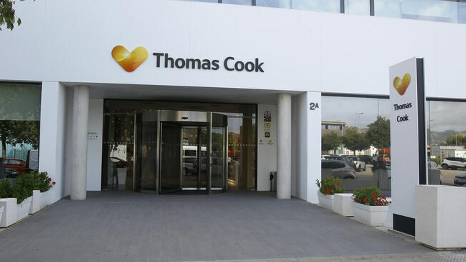 Oficines de Thomas Cook a Palma