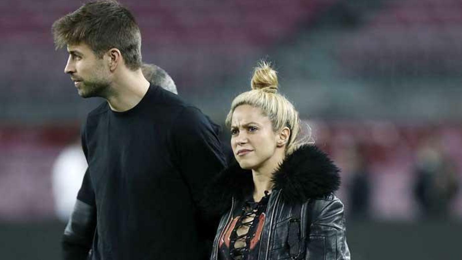 Piqué i Shakira. / ARA ANDORRA