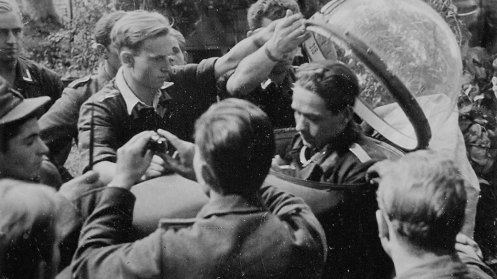 La dieta miracle del soldats nazis: ni pa ni llet, metamfetamines