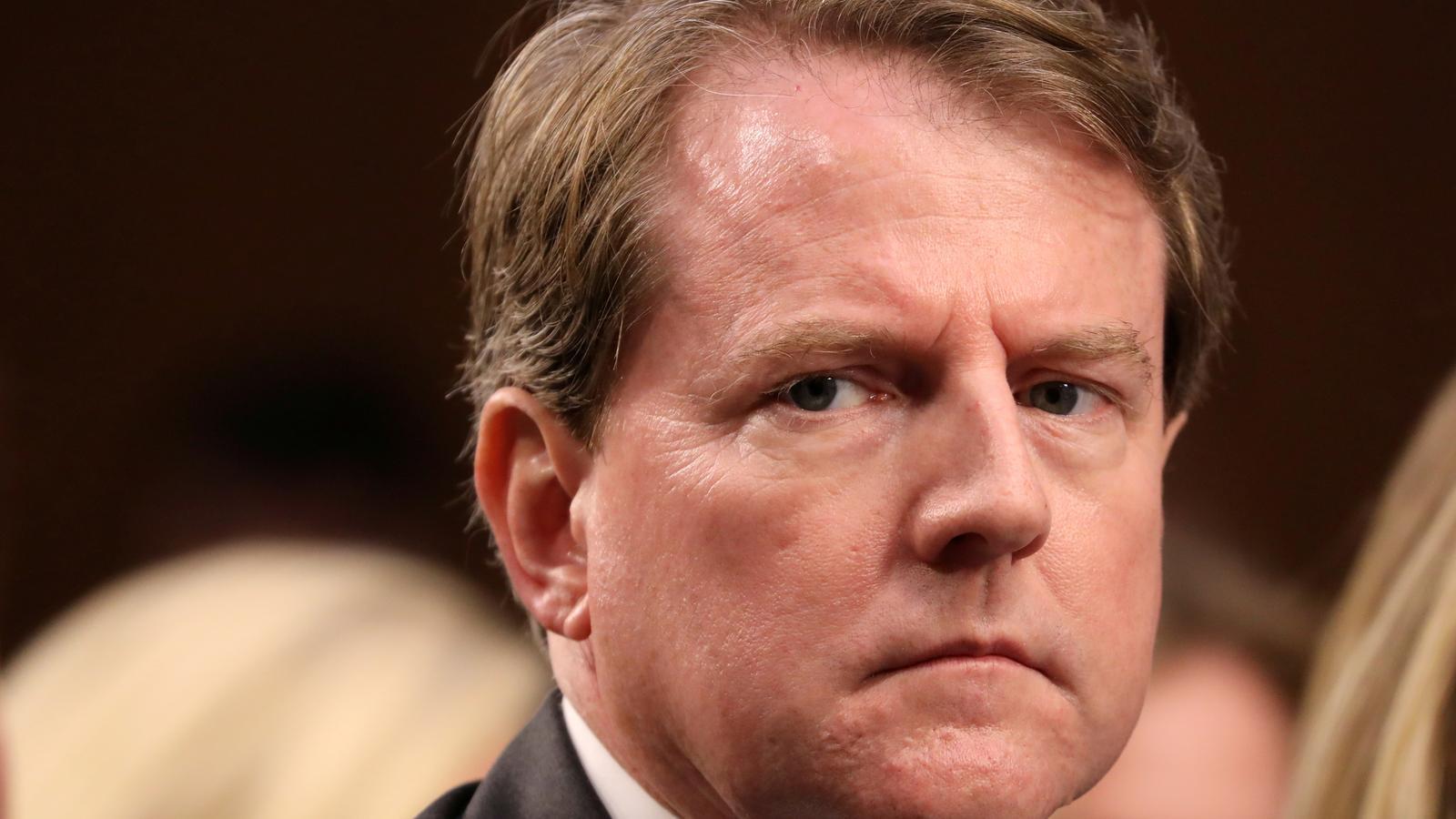 La Casa Blanca prohibeix testificar al Congrés a un exassessor de Trump