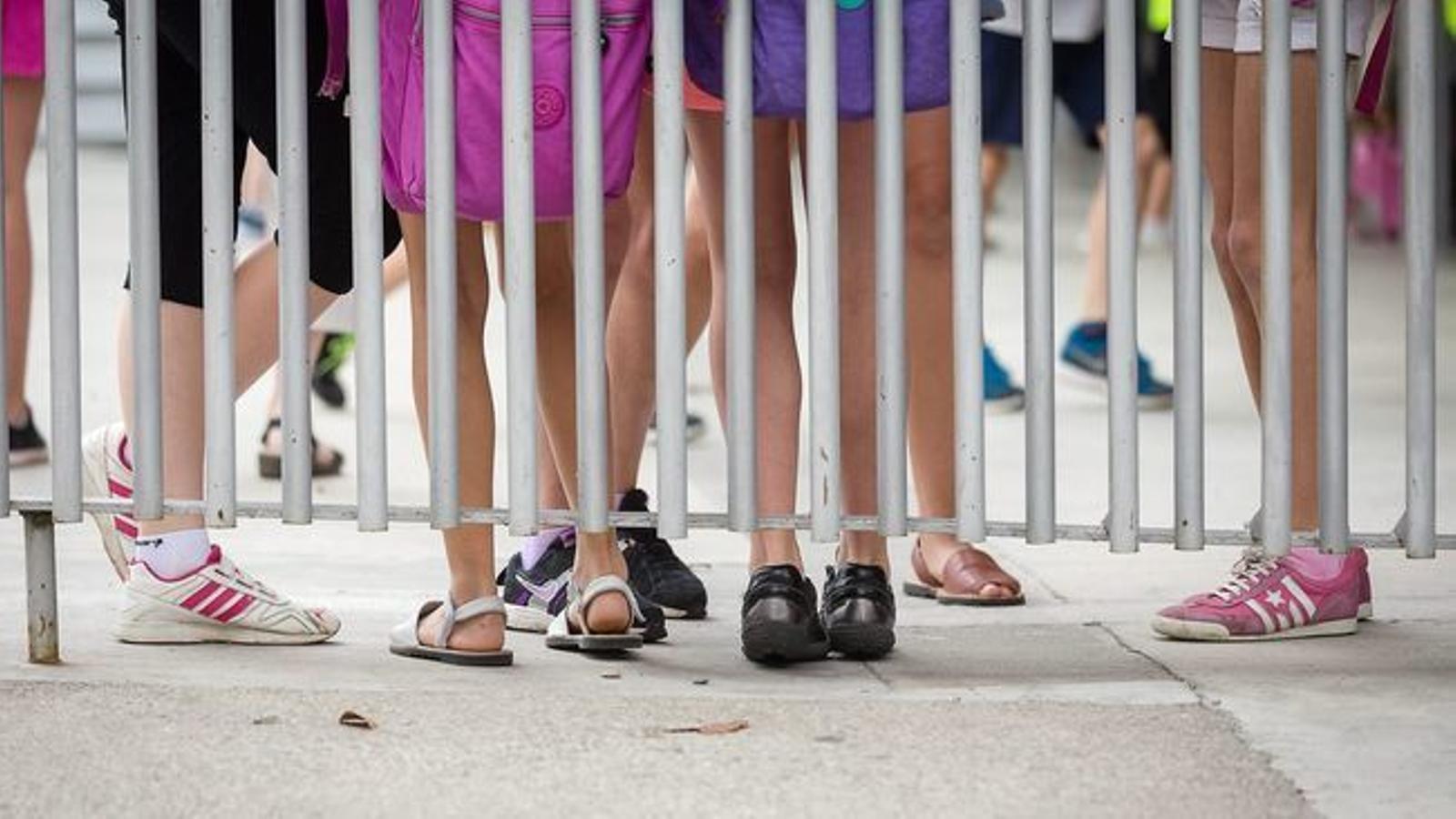 Els casos d'assetjament escolar han disminuït de forma lleugera