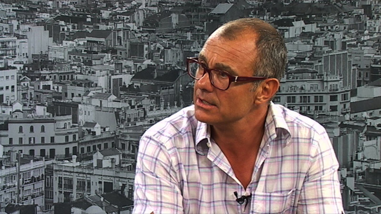 """Joan Tubau: """"Les guerres estan trencant els espais de seguretat que fins ara preservaven els innocents"""""""