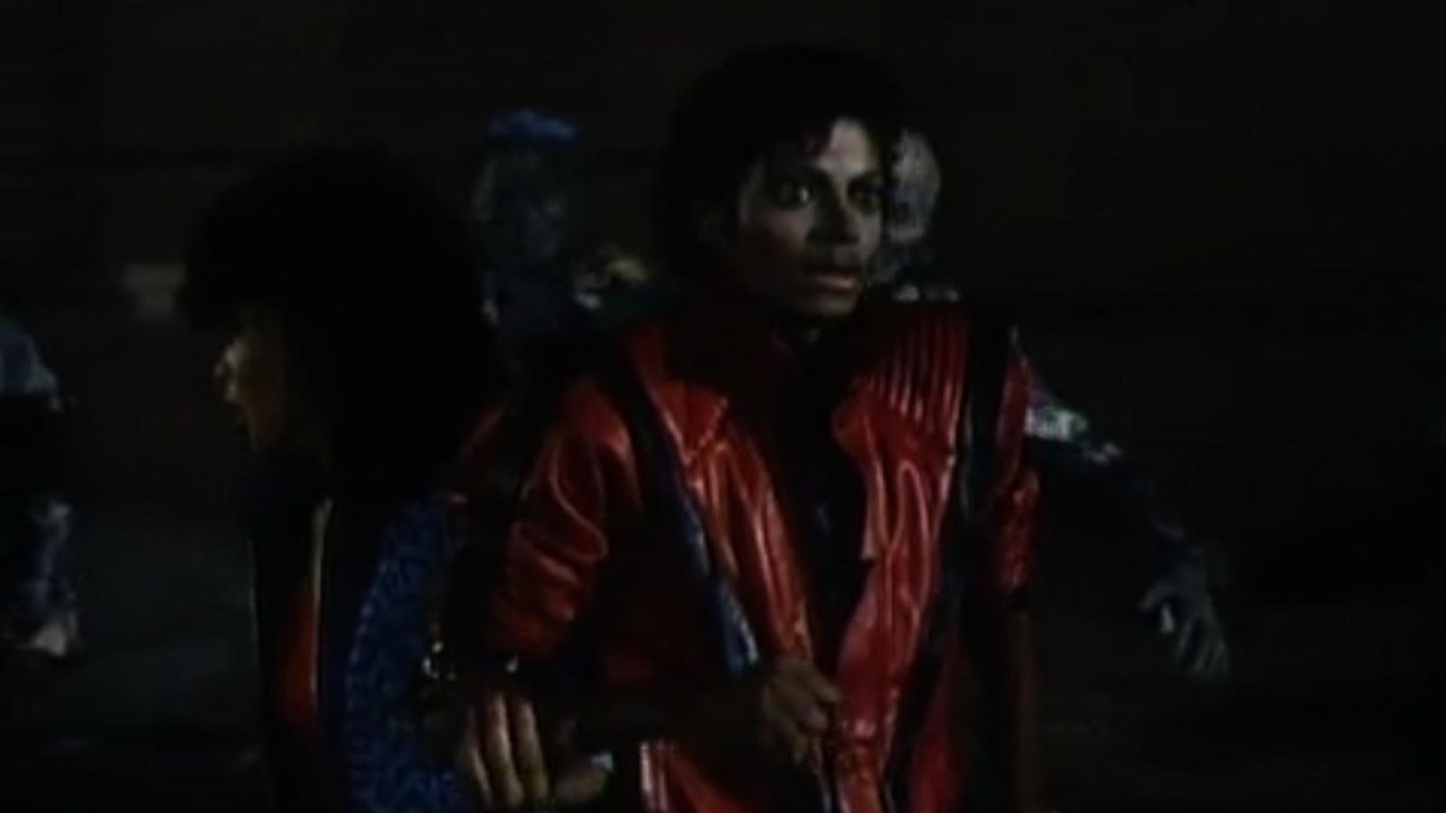 Thriller, de Michael Jackson, el videoclip més famós de la història