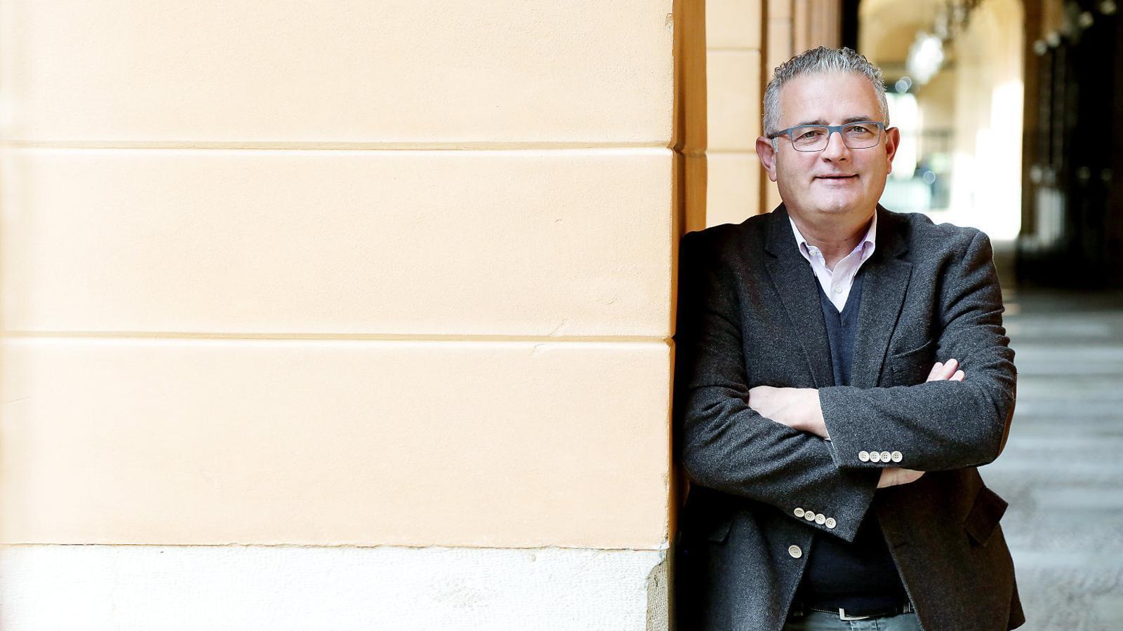 """Jaume Font: """"No volem una baixada de calçons, sinó igualtat per als ciutadans de Balears"""""""