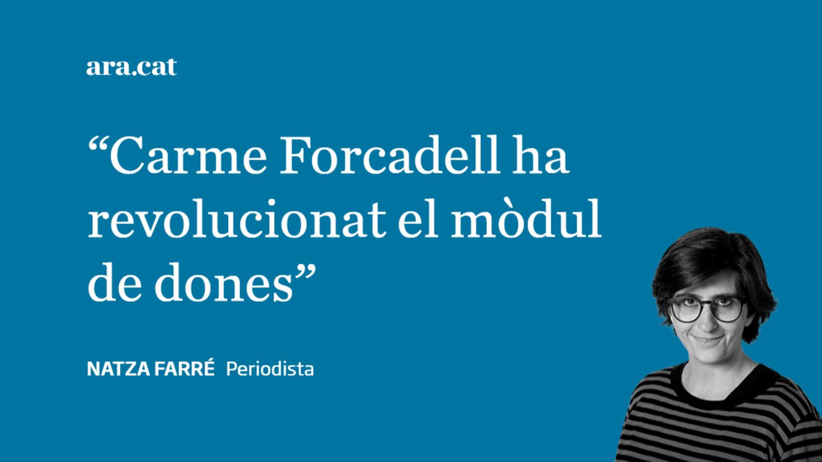 El bolígraf de Carme Forcadell