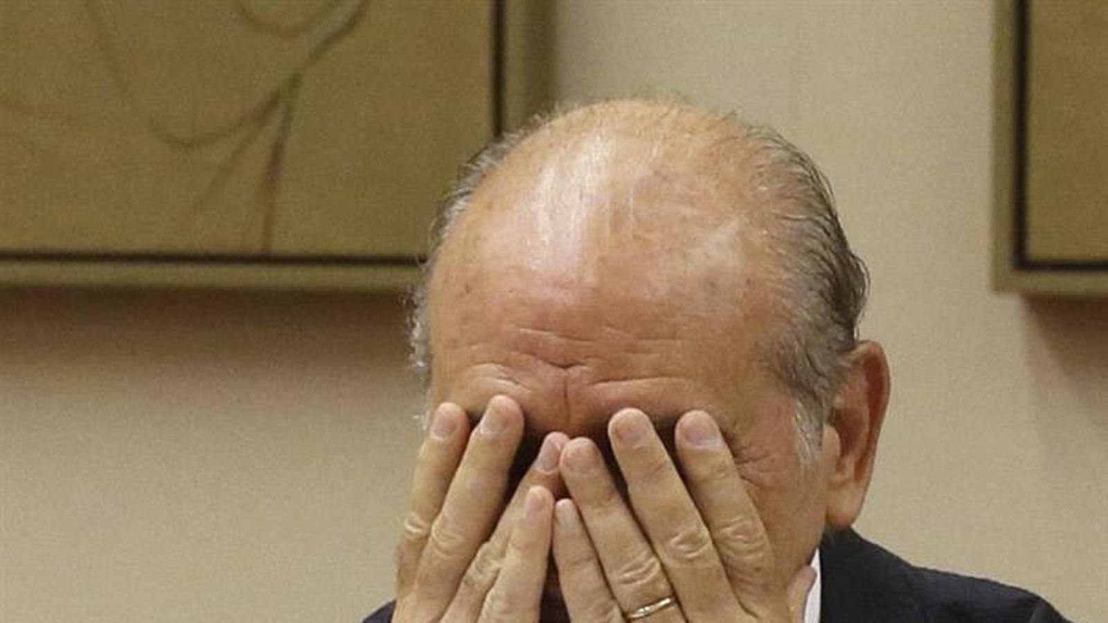 L 39 oposici titlla de vergonyosa ofensiva i pat tica la for Ministre interior