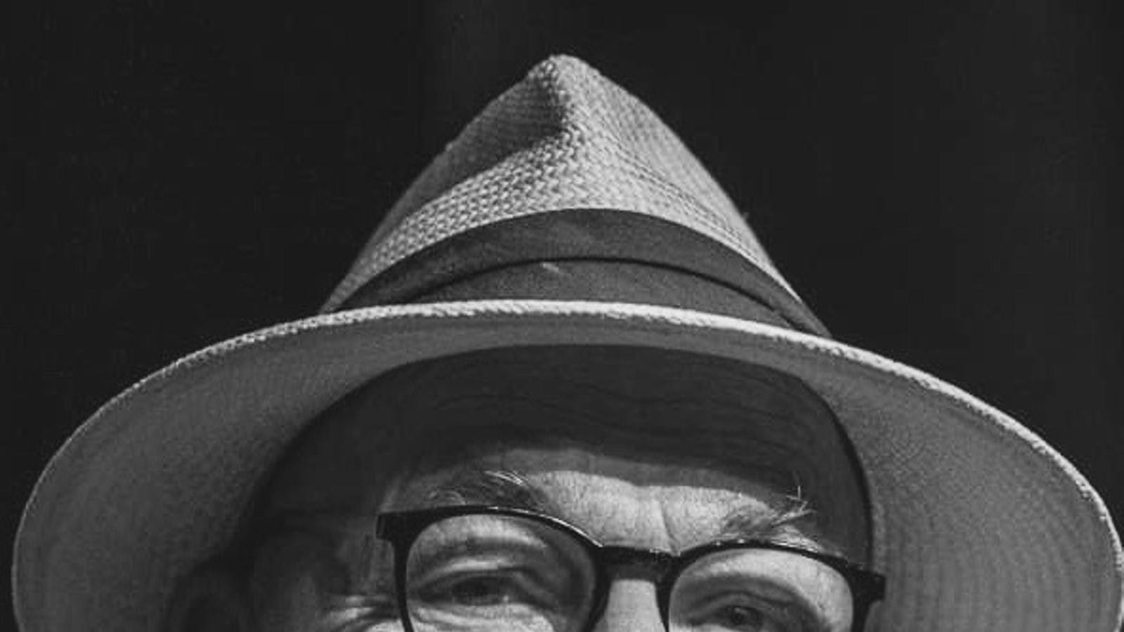 L'escriptor Gert Nygardshaug