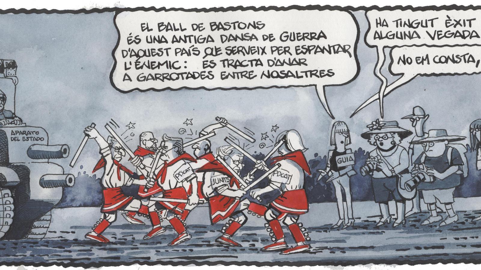 'A la contra', per Ferreres 16/09/2020