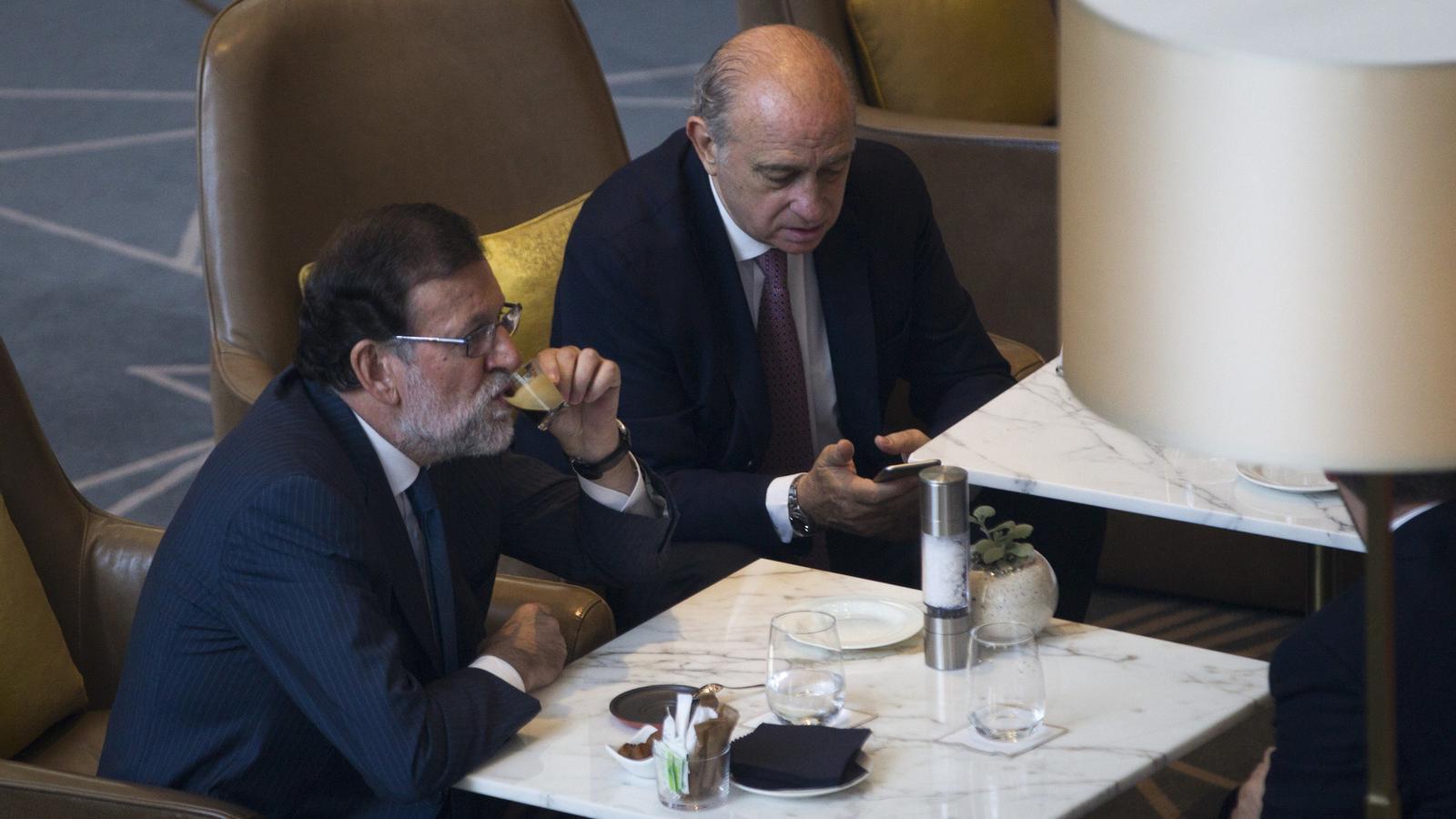 Mariano rajoy estava al corrent de la conspiraci entre for Oficina antifrau