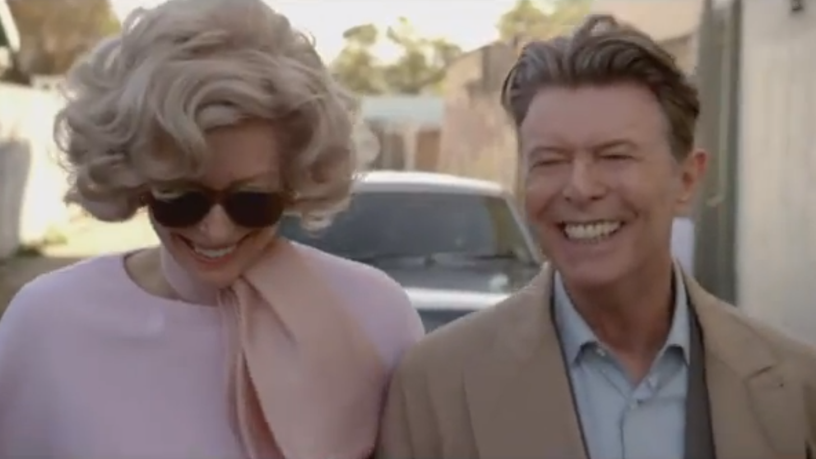 Nou videoclip de David Bowie: 'The stars (are out tonight)'
