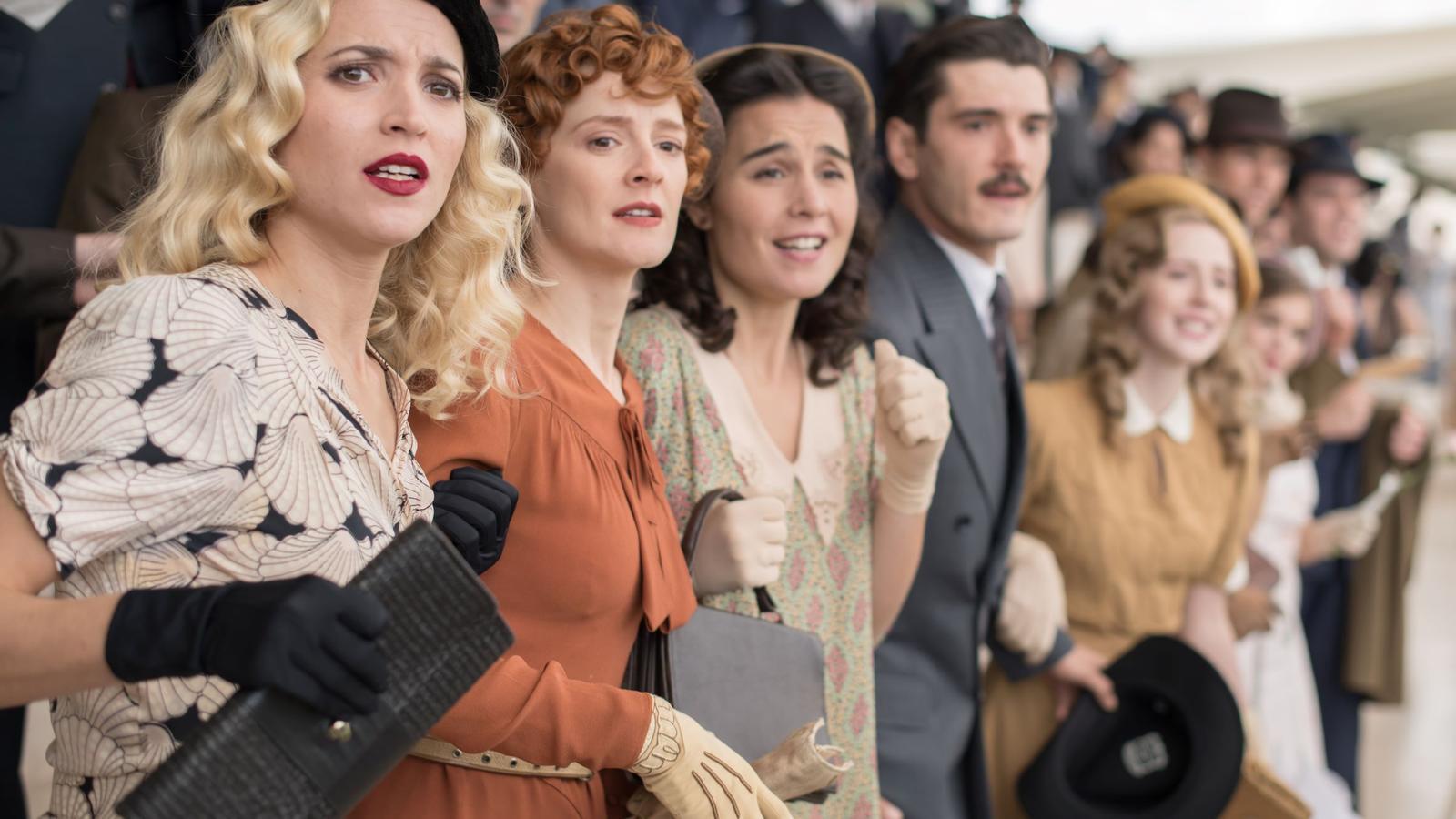 Netflix acomiadarà 'Las chicas del cable' el 3 de juliol