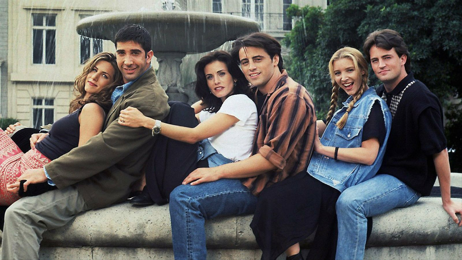 'Friends', massa  avorrida per triomfar