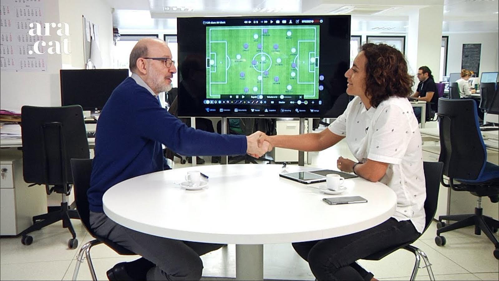 """El cafè de la Lliga: """"Crec que Valverde repetirà alineació"""""""