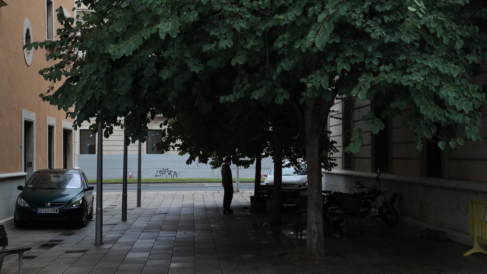 Investiguen la mort d'un home prop del Parc de la Mar de Palma