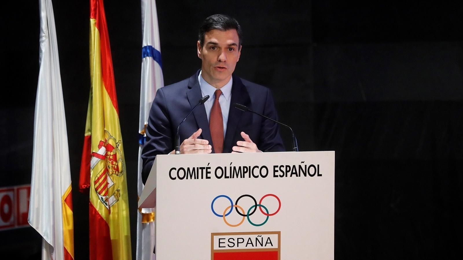 """""""M'ofèn que Guardiola digui que Espanya és un país autoritari"""": Pedro Sánchez, al 'Marca', en 10 frases"""