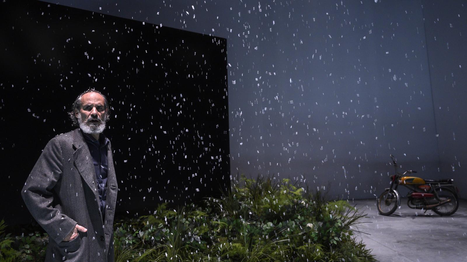 Francesc Garrido protagonitza 'La casa de les aranyes'