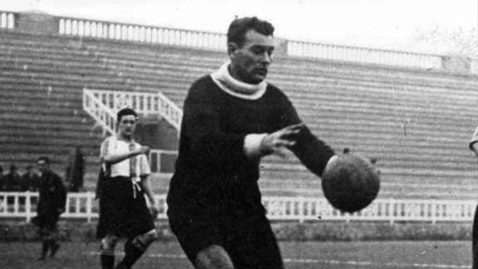 Ferenc Platko, el primer hongarès del Barça