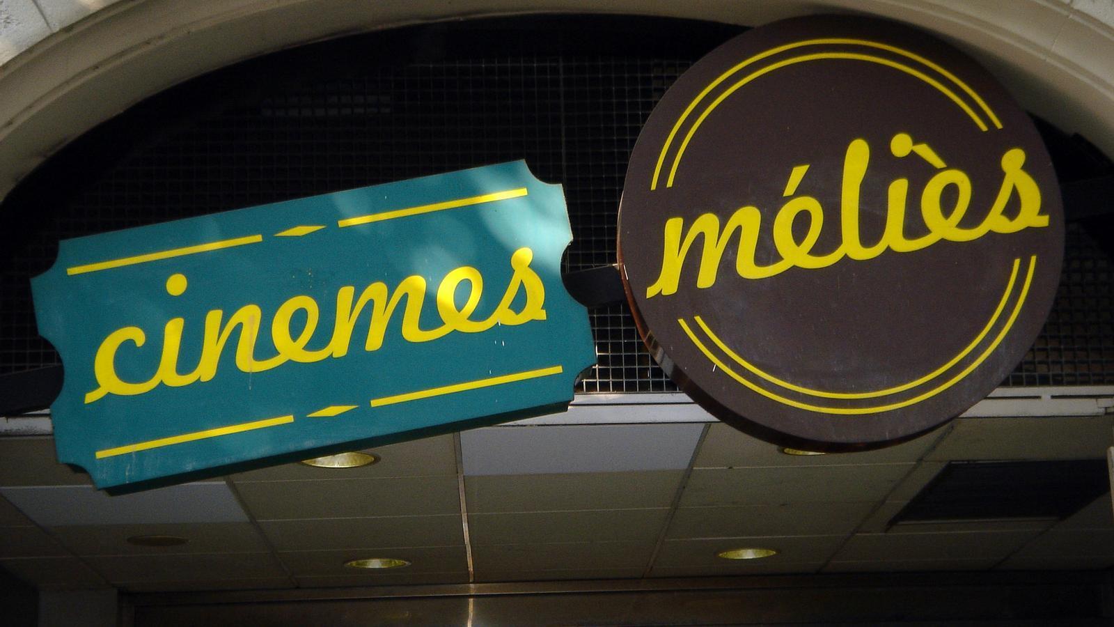 La façana dels Méliès conservarà l'aspecte original. Després de mesos tancat, el cinema tornarà a obrir dijous.